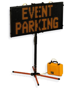 portable variable message signs
