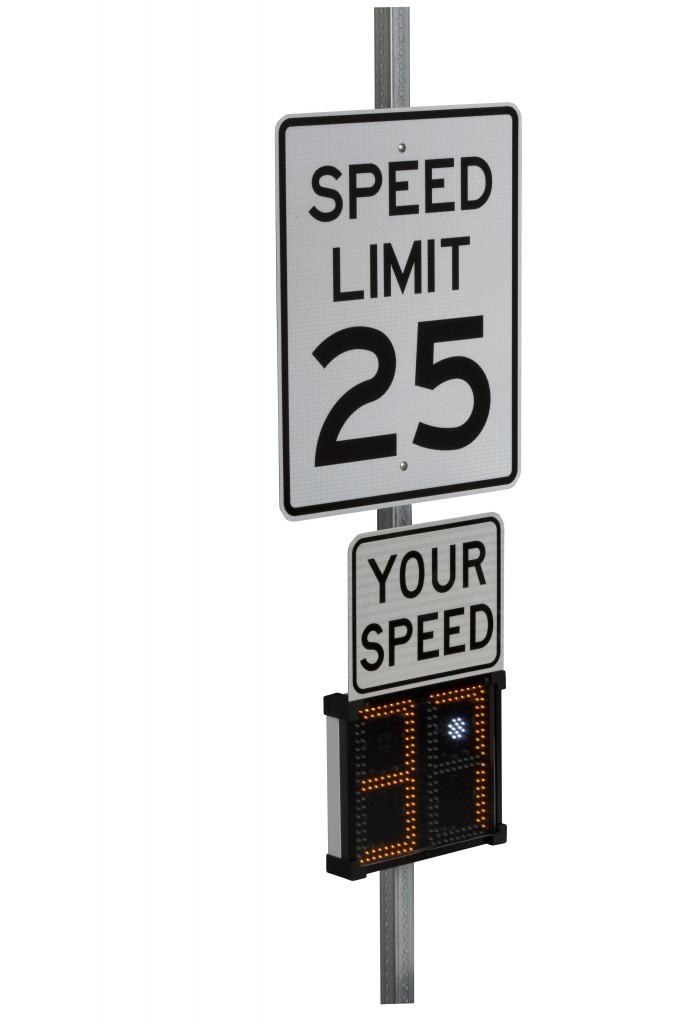 Shield Radar Speed Display All Traffic Solutions