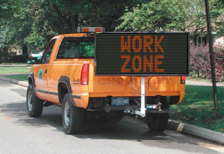 Portable Variable Message Signs All Traffic Solutions