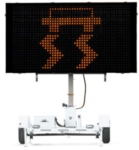 InstAlert 68 Variable Speed Message Sign