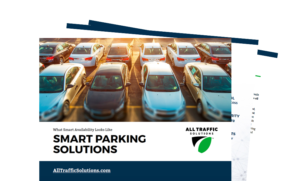 All Traffic Solutions Smart Parking Overview