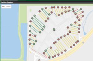 ParkingCloud Parking Availability Map