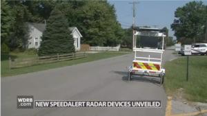 LMPD Deploys ATS Radar Speed Displays | All Traffic Solutions