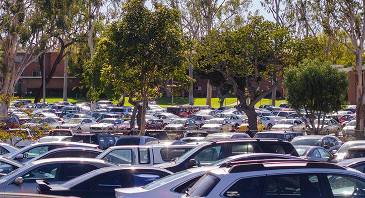 cost-effective smart parking solutions for universities and colleges
