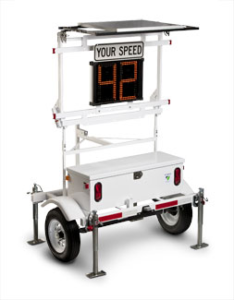 ATS Shield 15 radar speed Trailer