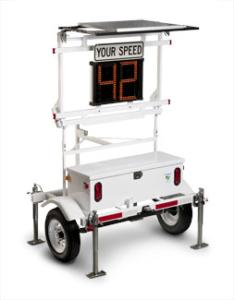 ATS Shield 15 radar speed Trailer