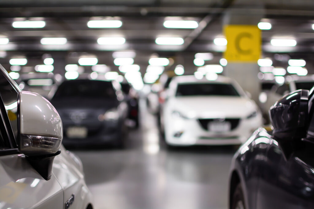 parking solutions for your organization